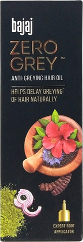 Bajaj Zero Grey Hair Oil(200 ml)