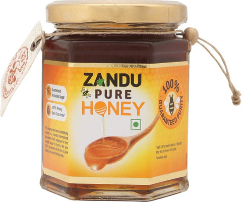 Zandu Pure Honey(250 g)