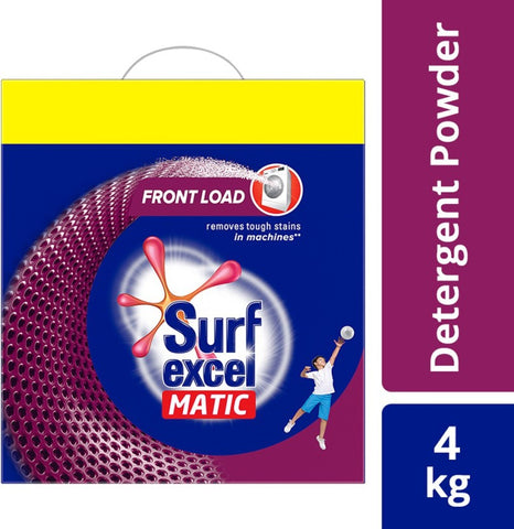 Surf Excel Matic Front Load Detergent Powder 3 kg