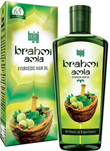 Bajaj Brahmi Amla Hair Oil(300 ml)