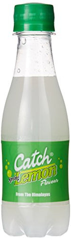 Catch Spring Water, Lemon, 200ml