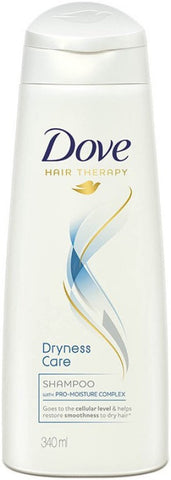 Dove Dryness Care Shampoo Men & Women(340 ml)