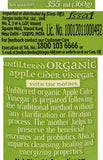 Borges Unfiltered Organic Apple Cider Vinegar(355 ml)