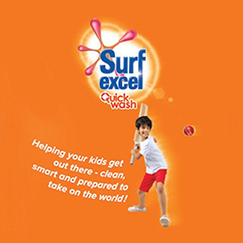 Surf Excel Quick Wash Detergent Powder 1 kg