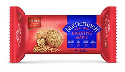 Parle Digestive Marie Biscuit, 120g (Pack of 15)
