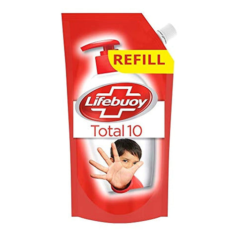 Lifebuoy Total 10 Activ Germ Protection Handwash Refill, 750 ml