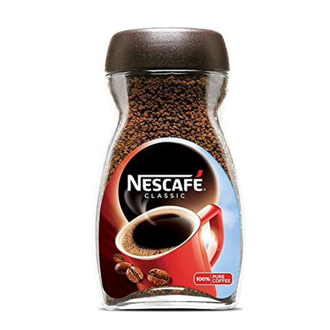 Nescafé Classic Coffee, 100g Dawn Jar