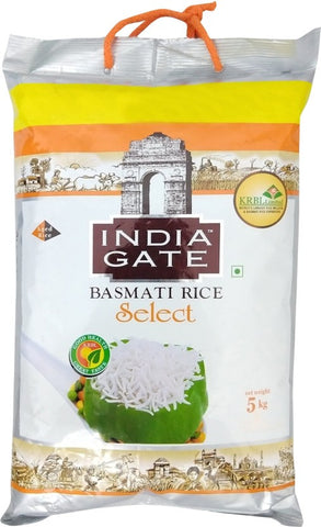 India Gate Select Basmati Rice(5 kg)
