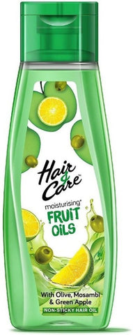 Hair & Care Fruit Oils with Olive, Mosambi & Green Apple (Non - Sticky Hair Oil) Hair Oil(500 ml)