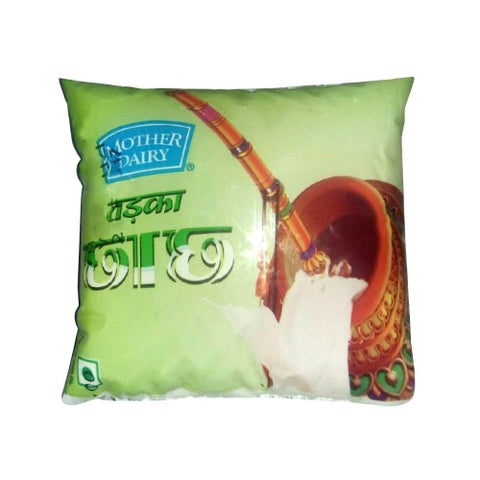 Mother Dairy Tadka Buttermilk (TADKA CHAACH) 400 ml