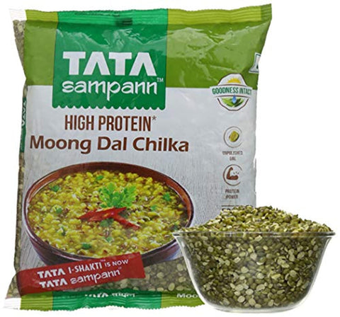 Tata Sampann Moong Chilka, 500g