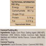 Weikfield Caramel Pudding Mix 65 g