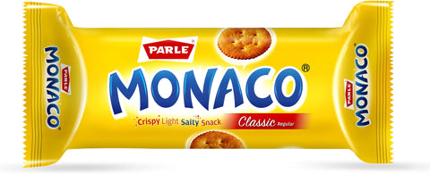 Parle Monaco Salted Biscuits  (13% Extra in Pack)  (66.7 g)