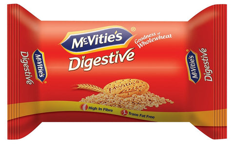 Mc Vitie's Biscuits, Digestive, 50g Pouch