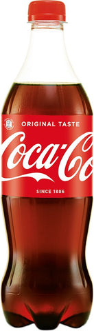 Coca-Cola Plastic Bottle  (750 ml)