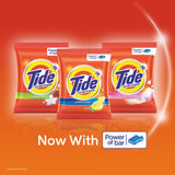 Tide Plus Detergent Washing Powder with Extra Power Lemon and Mint Pack - 6 kg with Free 2 kg Pack
