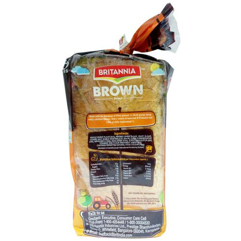 Britannia Bread - Brown, 350 g