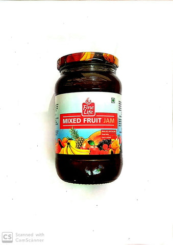 Fine Life Mixed Fruit Jam 500g