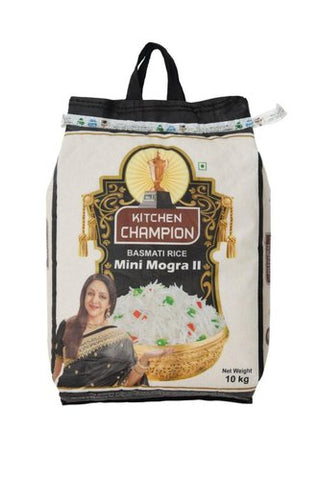 Kitchen Champion Mini Mogra II Basmati Rice 10kg