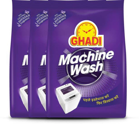 Ghadi machine wash (500 g)