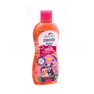 NATURE'S SECRETS Panda, Baby Wash, 200ml