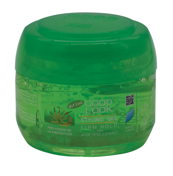 GOOD LUCK Gel with Aloe Vera Extract, 140ml