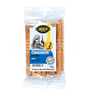 MA'S Cinnamon Sticks, 50g