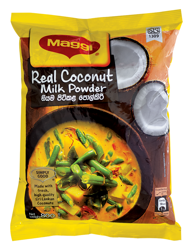 MAGGI Coconut Milk Powder, Pouch, 800g