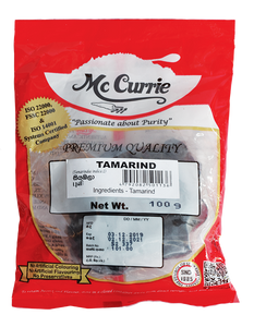 MC CURRIE Tamarind 100g