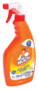 MR MUSCLE Kitchen Cleaner, 500ml