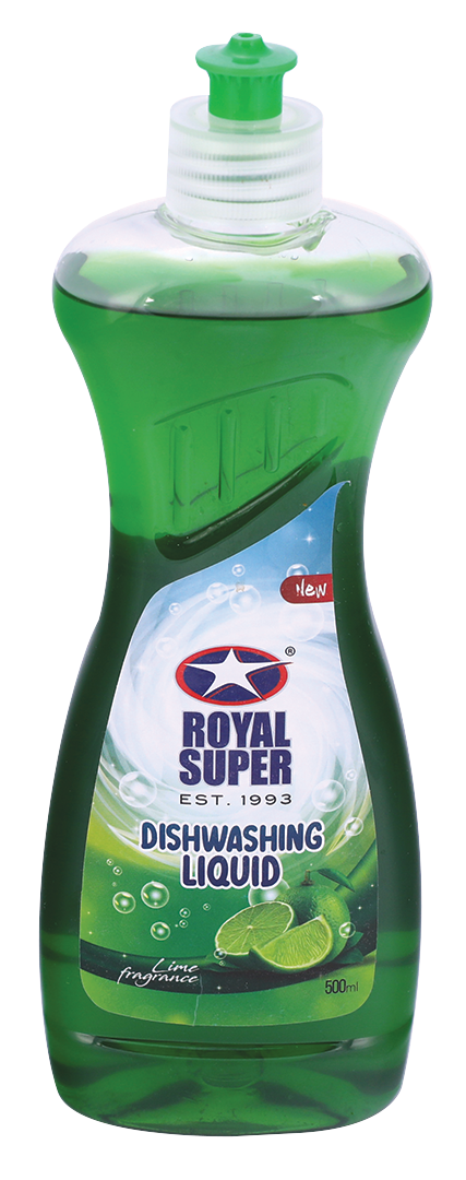 ROYAL Super Dishwashing Liquid, 500ml