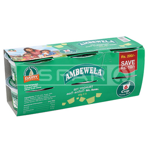 AMBEWELA Set Yoghurt ( FAMILY PACK)