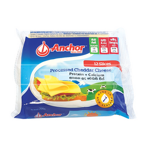ANCHOR Cheese Singles, 200g