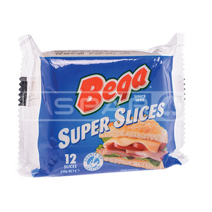 BEGA Cheese Super Slices 250g