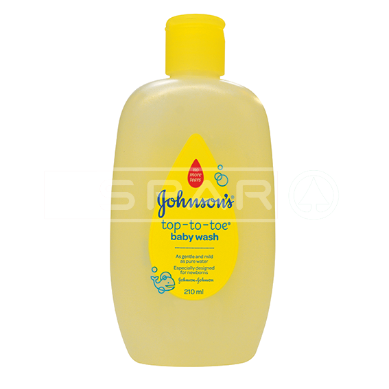 JOHNSONS Top-to-toe, Baby Wash, 200ml