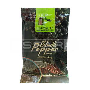 MALWATTE BLACK PEPPER 100G