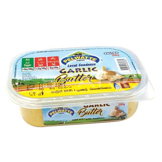 PELWATTE Garlic Butter, 200g