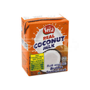 SERA Real Coconut Milk, 180ml