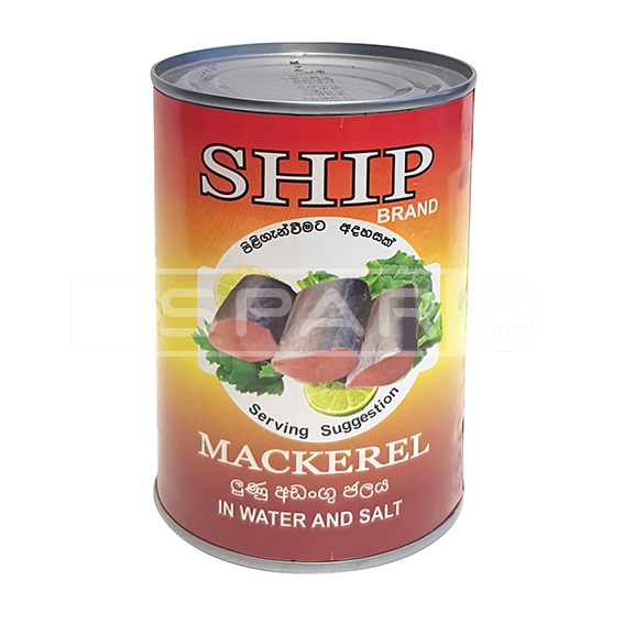 SHIP Mackerel, 425g