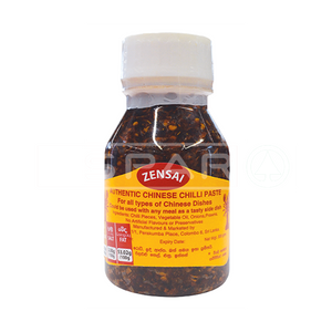 ZENSAI Chinese Chilli Paste, 300g