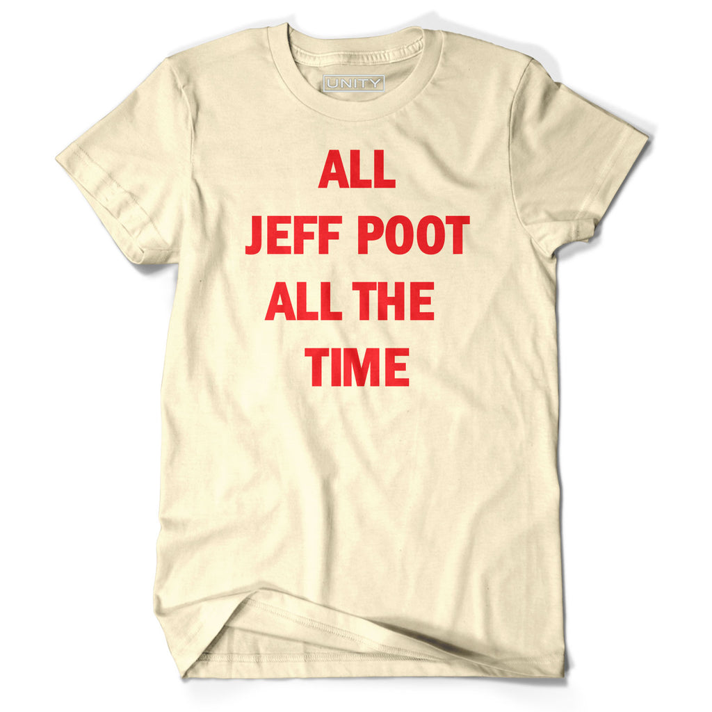 Jeff Poot All The Time **PRE-ORDER**