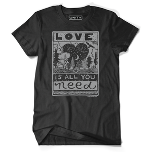 "Sally Dean ""Love Is All You Need Tee"""