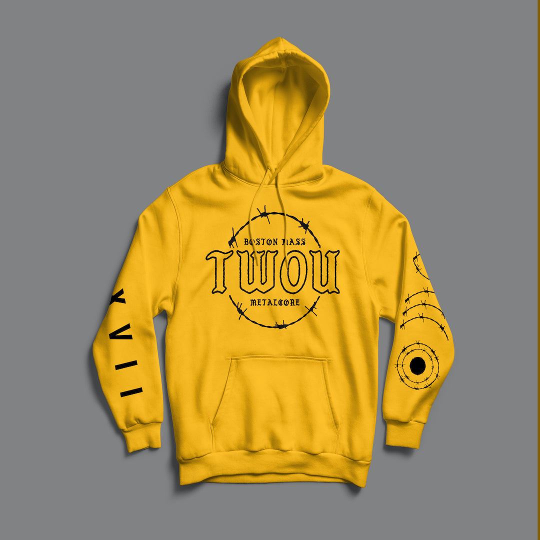 The Worst of Us Barbed Wire Hoodie **PRE-ORDER**