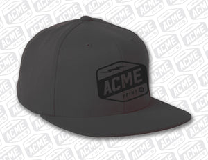 Black on Black Embroidered Hat