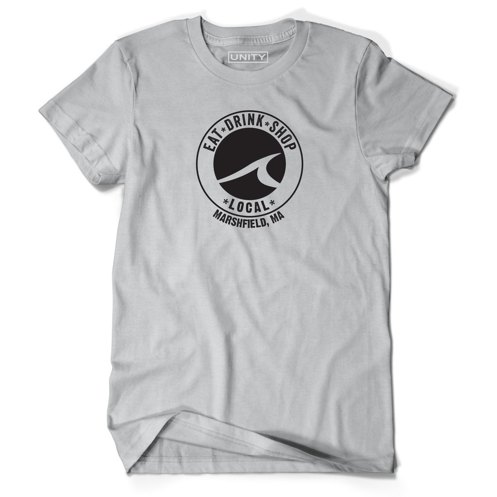 Marshfield Chamber of Commerce Wave Tee