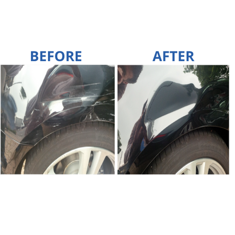 autosol Scratch Remover Before and after