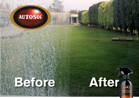 autosol glass cleaner
