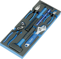 hammer pliers and wrench set heytec