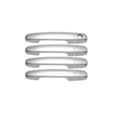 door handles autosol chrome plated plastic