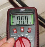 vogel multimeter non contact voltage tester
